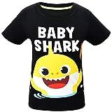 Niños Niñas Bebé Tiburón Doo Doo Familia Que Empareja Camisetas Divertidas...
