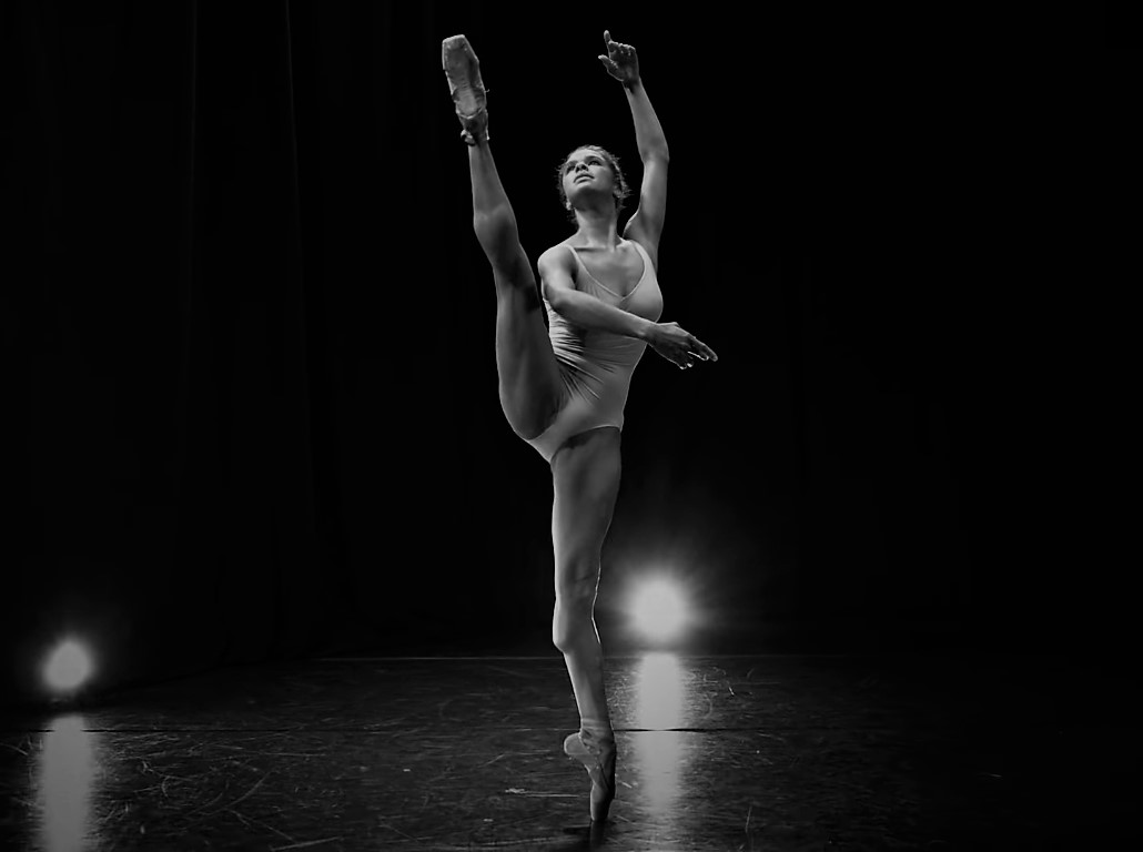 Bailarinas de ballet que empezaron tarde
