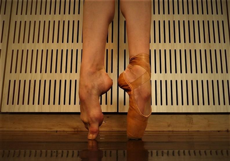 bailarinas de ballet pies