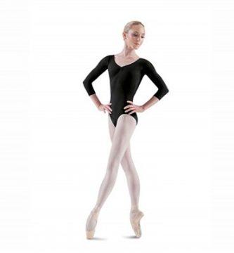maillot ballet bloch