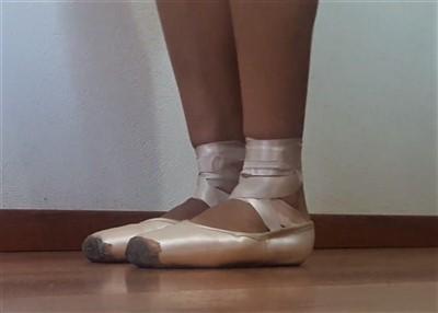 ejercicios para hacer puntas ballet