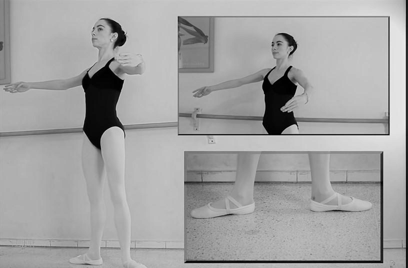 posiciones de ballet basicas