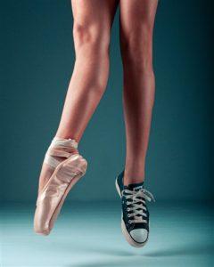 cuerpo de bailarin de ballet