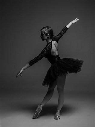 vestidos de balet