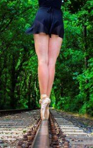bailarinas de ballet cuerpo