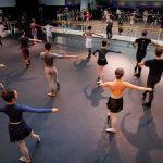 Posiciones ballet