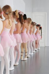 ballet escuelas