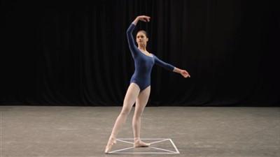poses de ballet nombres