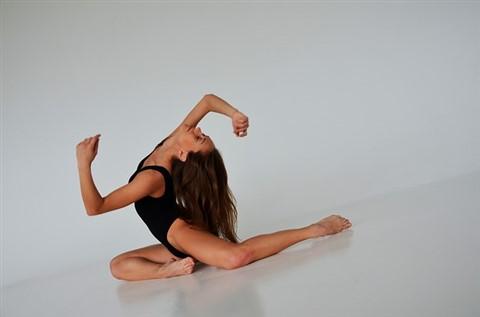 malla para ballet