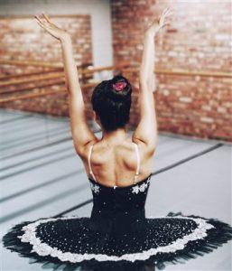 Beneficios del ballet en la postura