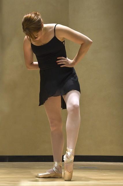 cuerpo bailarina ballet