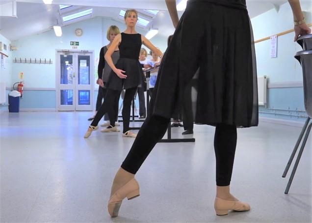 ropa ballet adultos