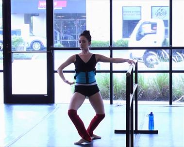 pasos de ballet para aprender en casa