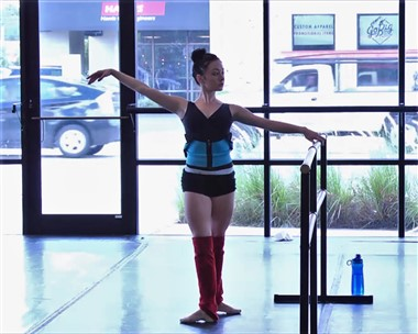 pasos de ballet faciles