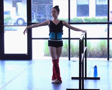 pasos de ballet hombres