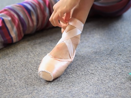 puntas de ballet marcas
