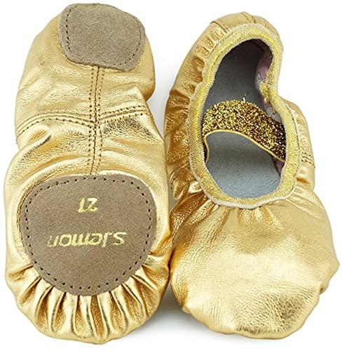 zapatillas de danza media punta lona elastizada badanas