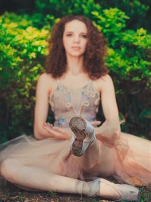 zapatillas de ballet para niñas principiantes