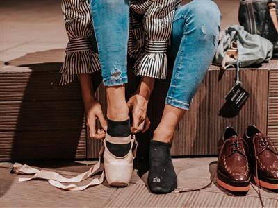 zapatillas de ballet precio