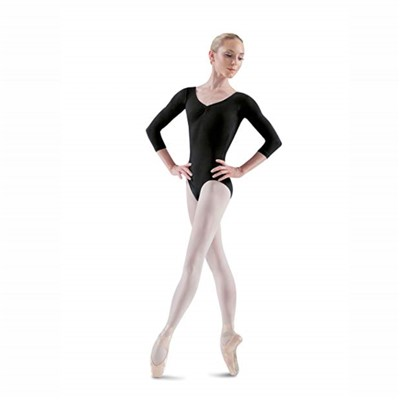 maillot ballet niña
