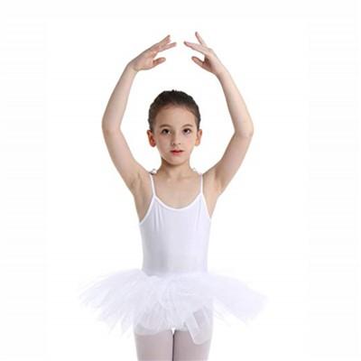 ballet maillot niña