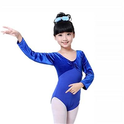 maillot azul niña