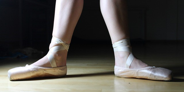 puntas danza clasica