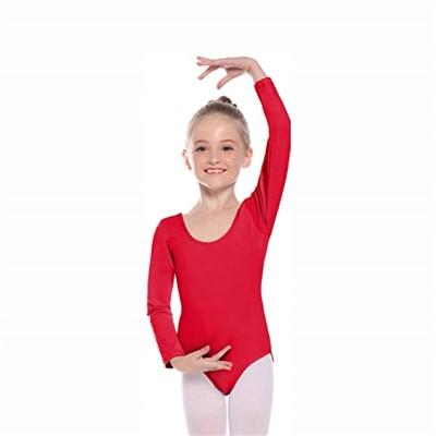 maillot rojo niña