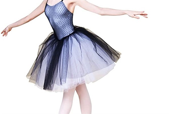 falda romantica ballet
