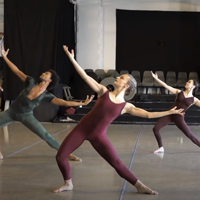 tecnicas de danza contemporanea graham
