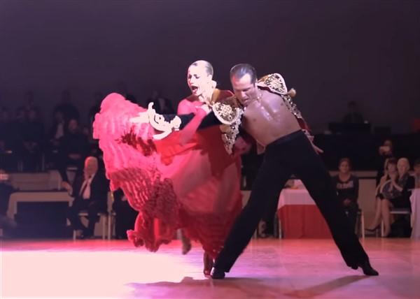 que es la danza española