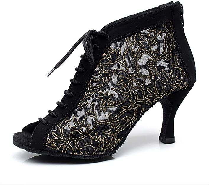 zapatos de bailarina de salsa