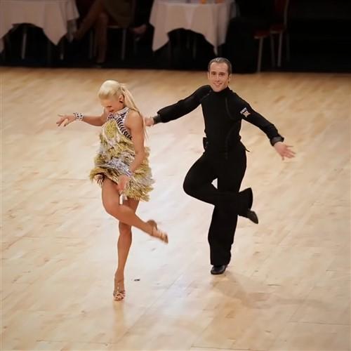características de un baile latino