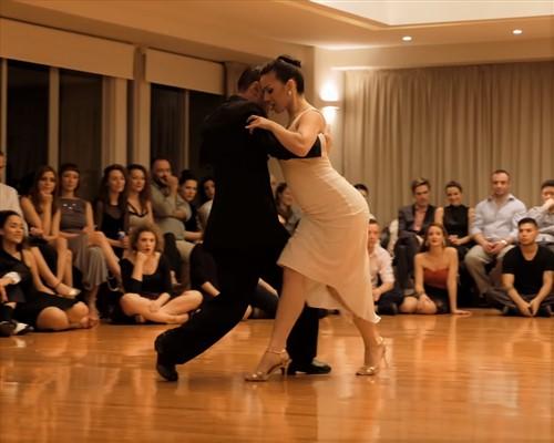 qué es la danza tradicional
