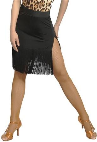 falda baile latino mujer