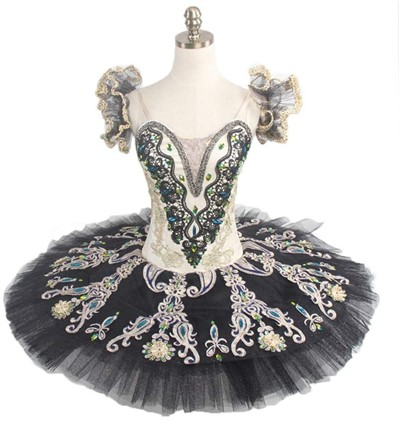 vestidos de ballet tutu