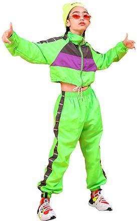 trajes de hip hop para niños