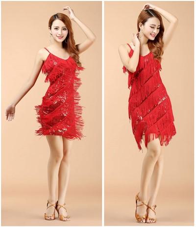 vestido para bailar salsa
