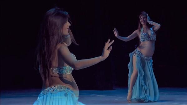 danza oriental embarazadas