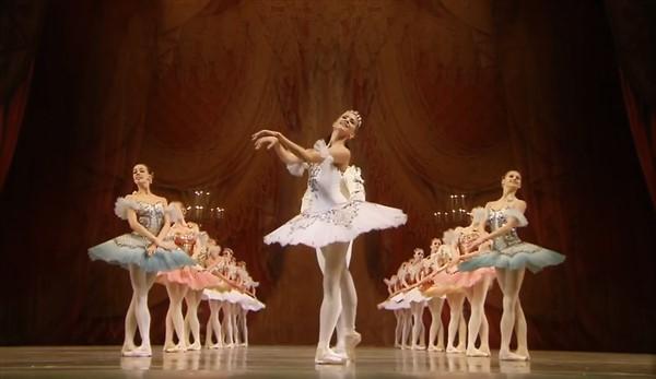 danza clasica ejemplos