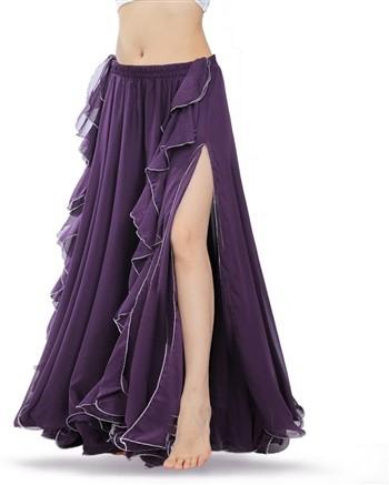 falda danza del vientre