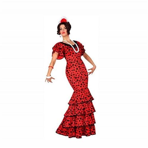 disfraz flamenca mujer