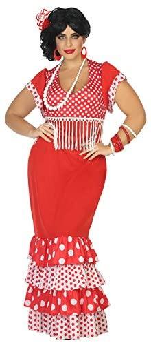 disfraz flamenca xxl